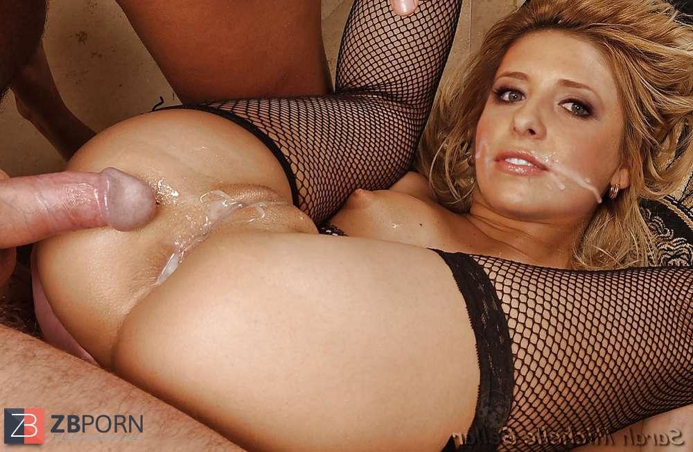 sarah michelle gellar nude fakes porno