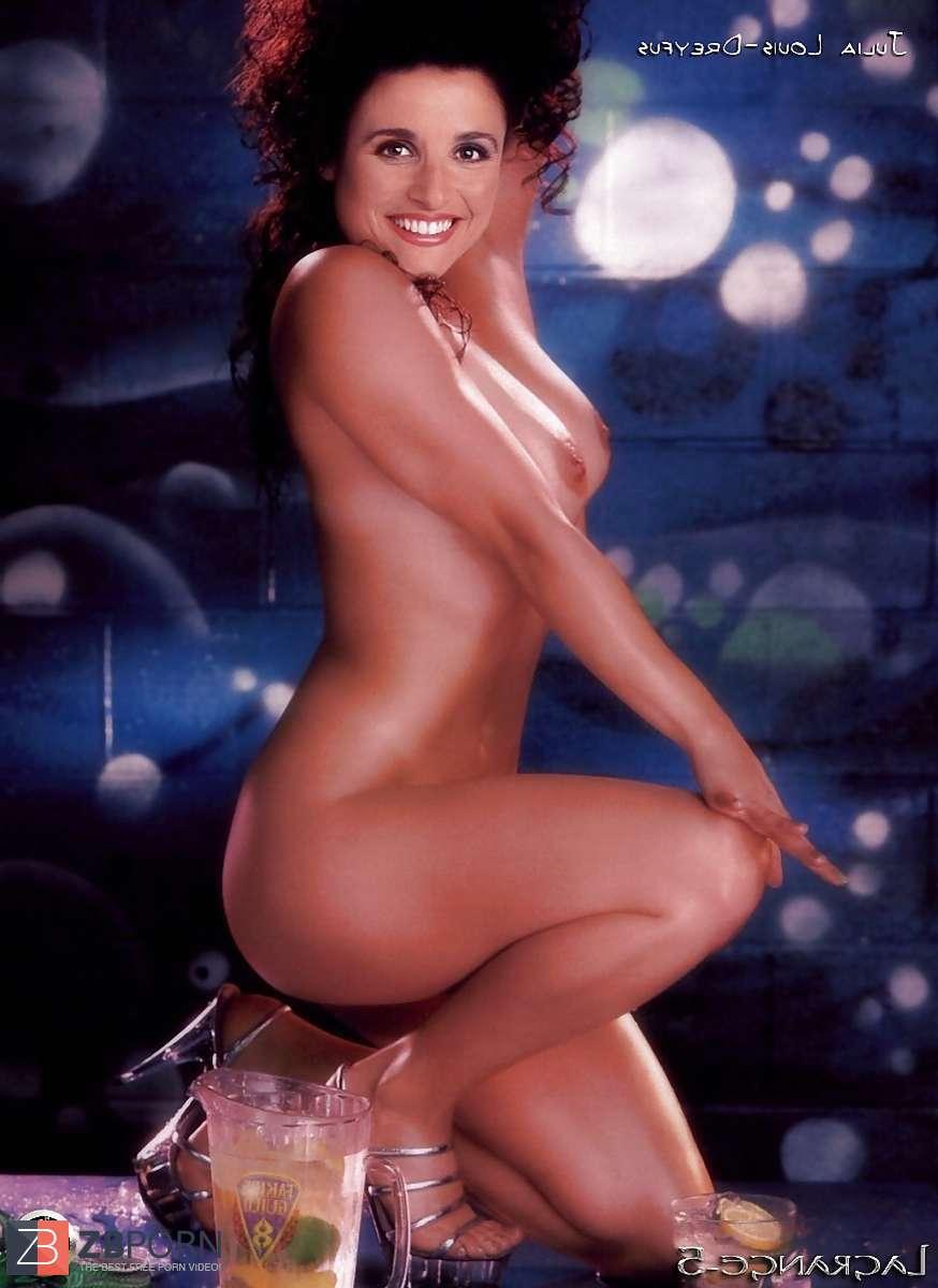 Julia louis dreyfus nude fakes
