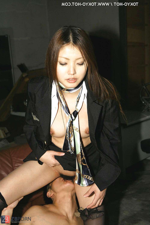 Azumi Porno japanese creampie two - azumi kusaka / zb porn