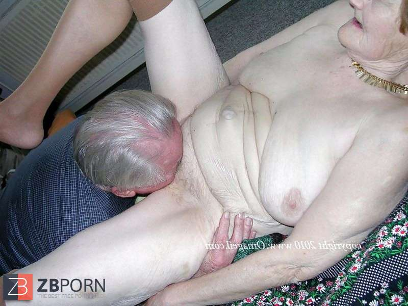 Fat oma very old naked old women