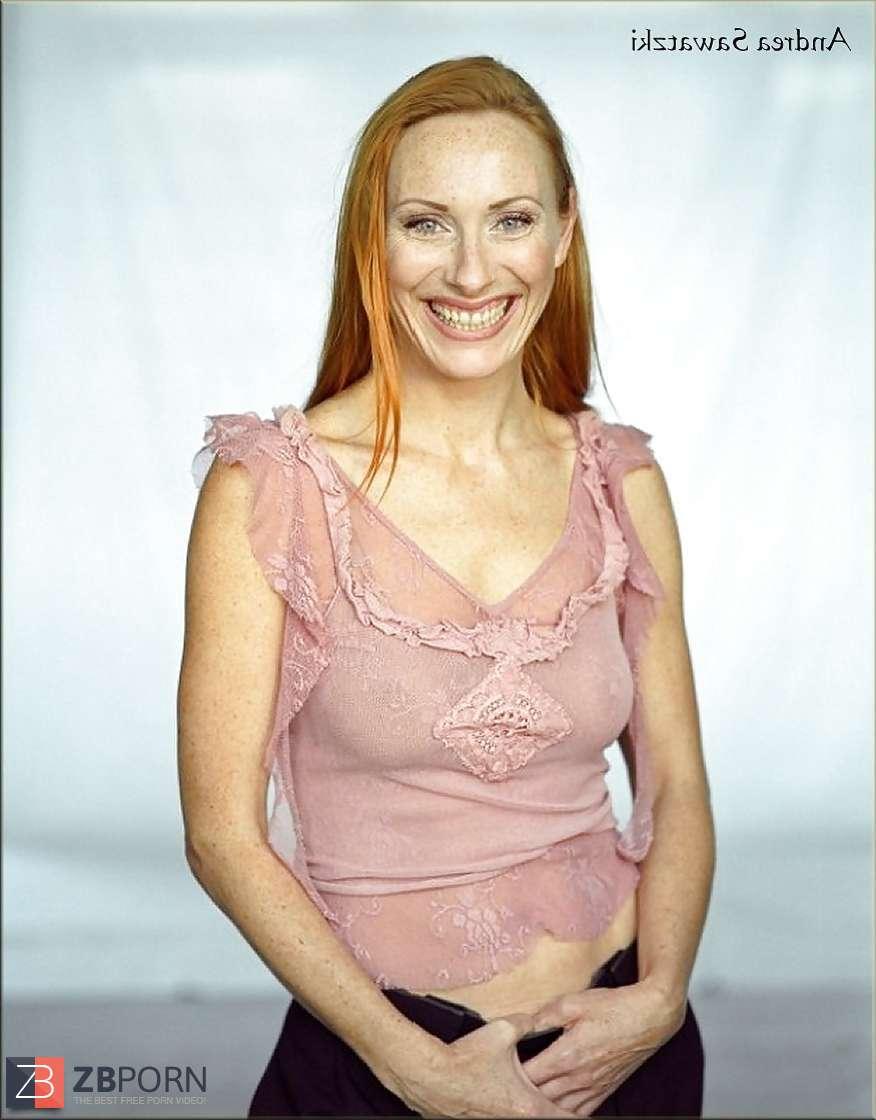Andrea Berg Fakes andrea sawatzki german redhead celeb / zb porn