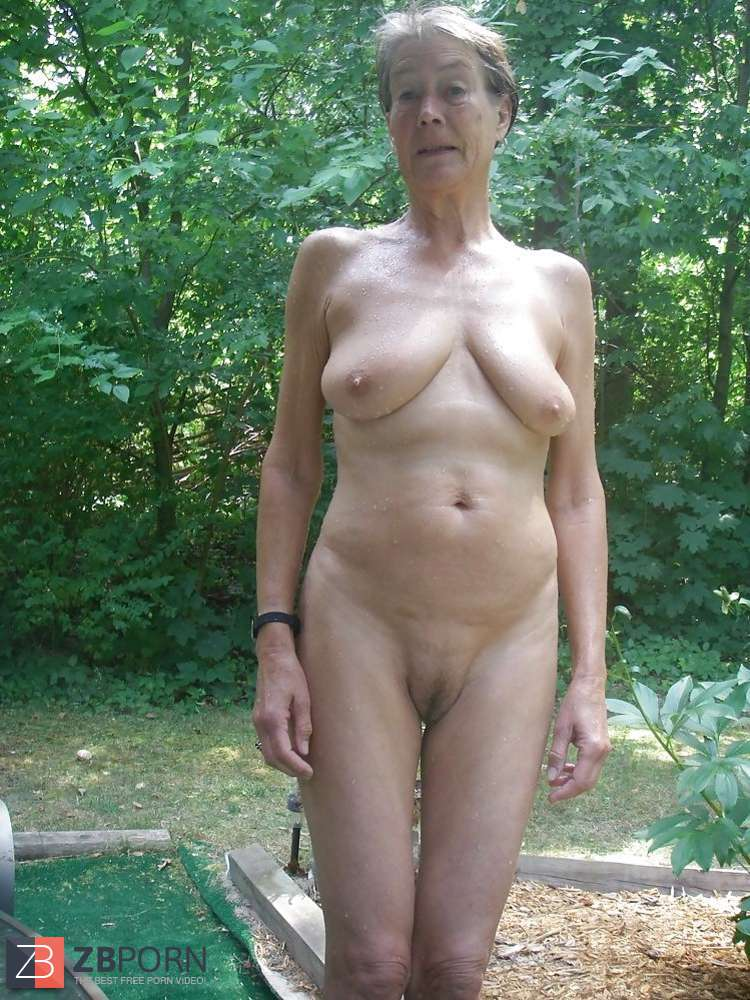 Naked Amateur Older Women