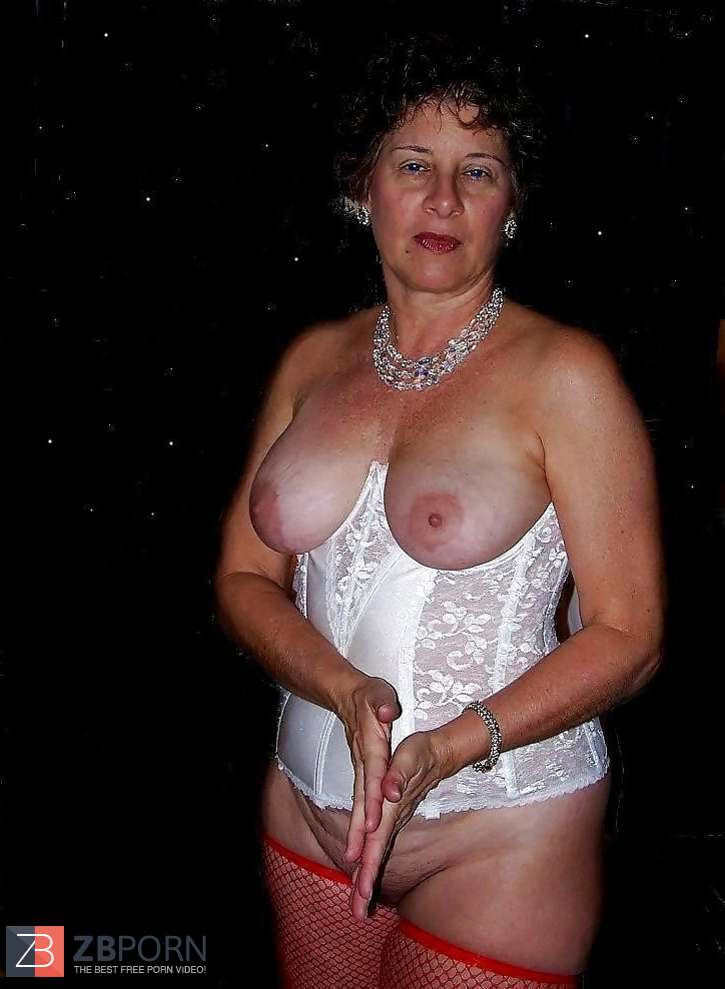 Granny Girdle  Zb Porn-7351