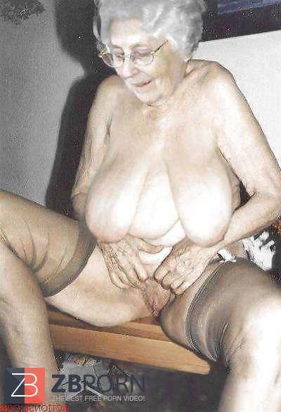 Alte Frauen Nakt