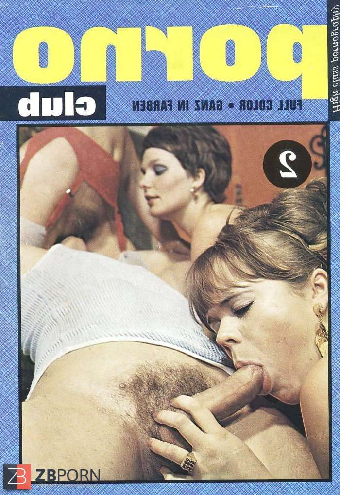 Vintage Magazines Porno Club  Zb Porn-2796