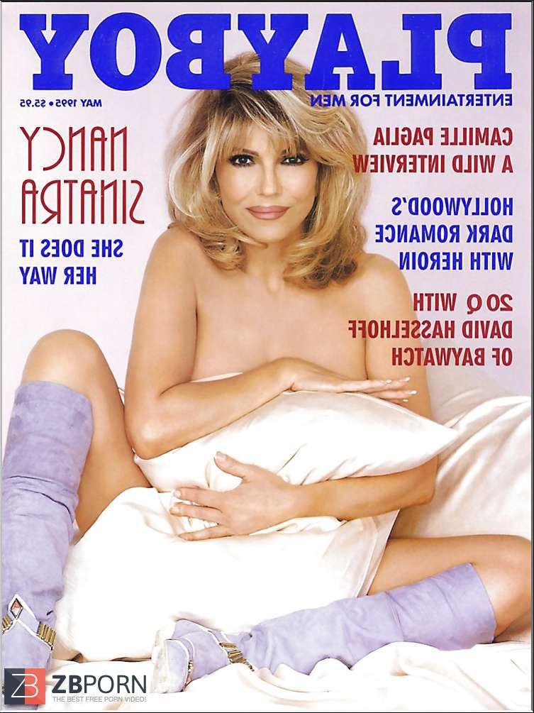Porno photos of nacy sinatra