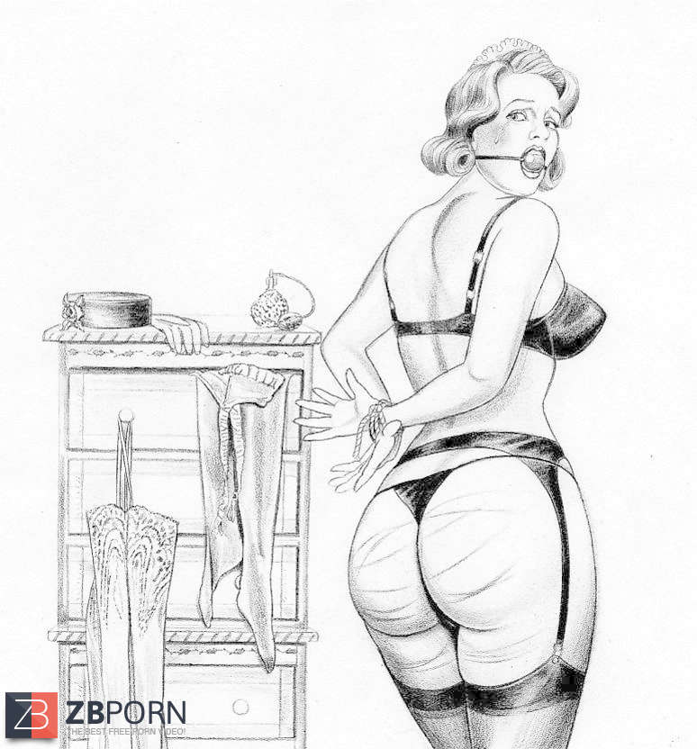 Erotic art by roger benson