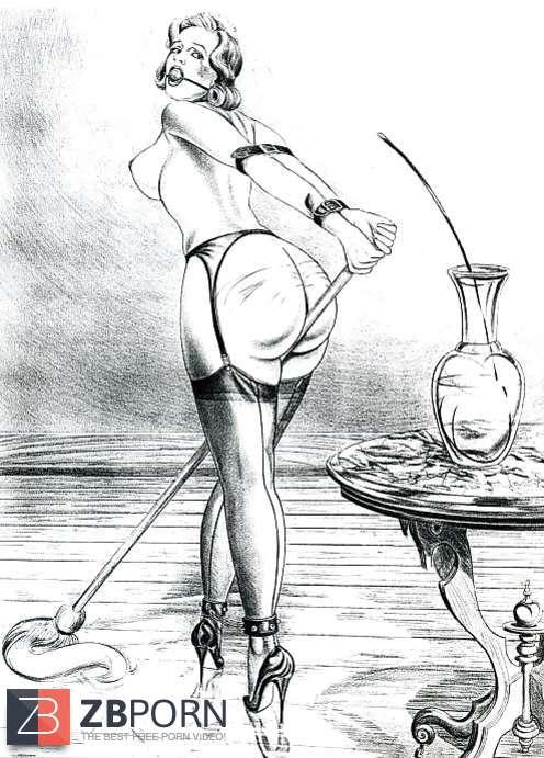 Benson erotic art