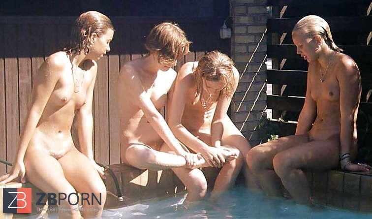 Nude Vintage Teen