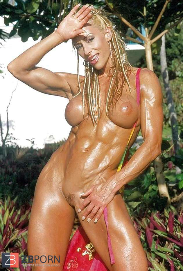 Naked Bodybuilding Babes