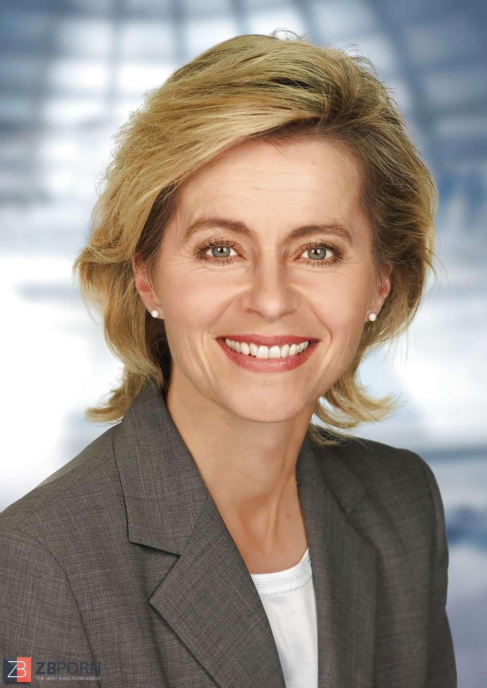Ursula von der Leyen - CDU-MUMMY / ZB Porn