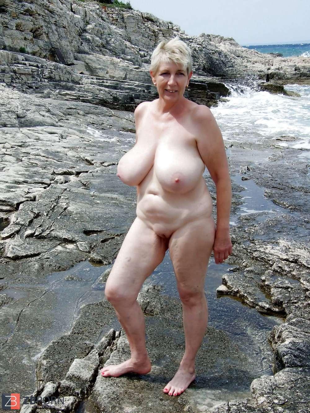 Naturist Granny Mega-Bitch  Zb Porn-7027