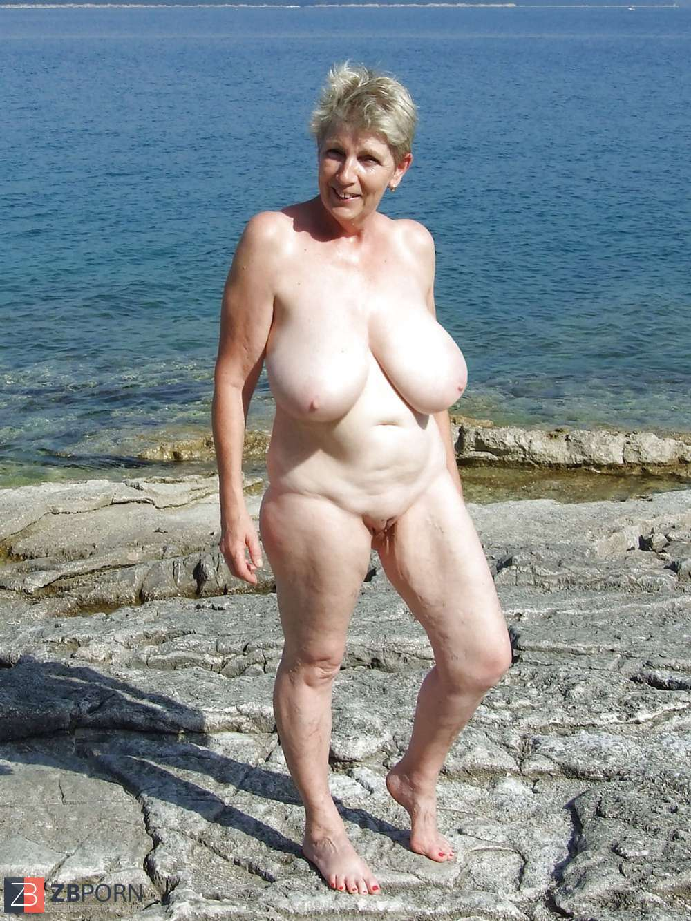 Naturist Granny Mega-Bitch  Zb Porn-9809