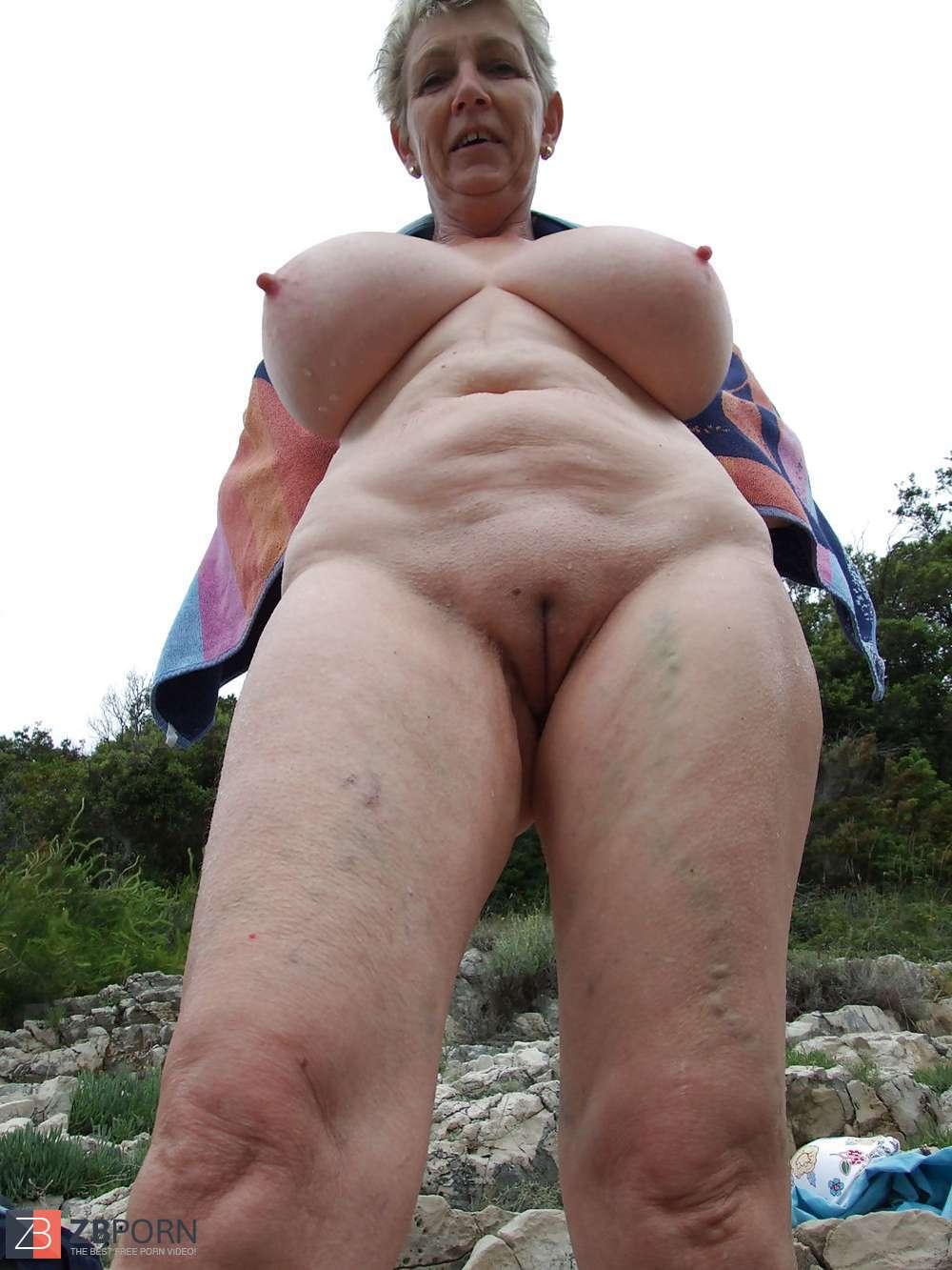 Naturist Granny Mega-Bitch  Zb Porn-3207