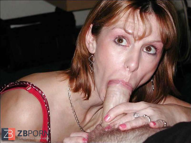 Mature deep-throat job / ZB Porn