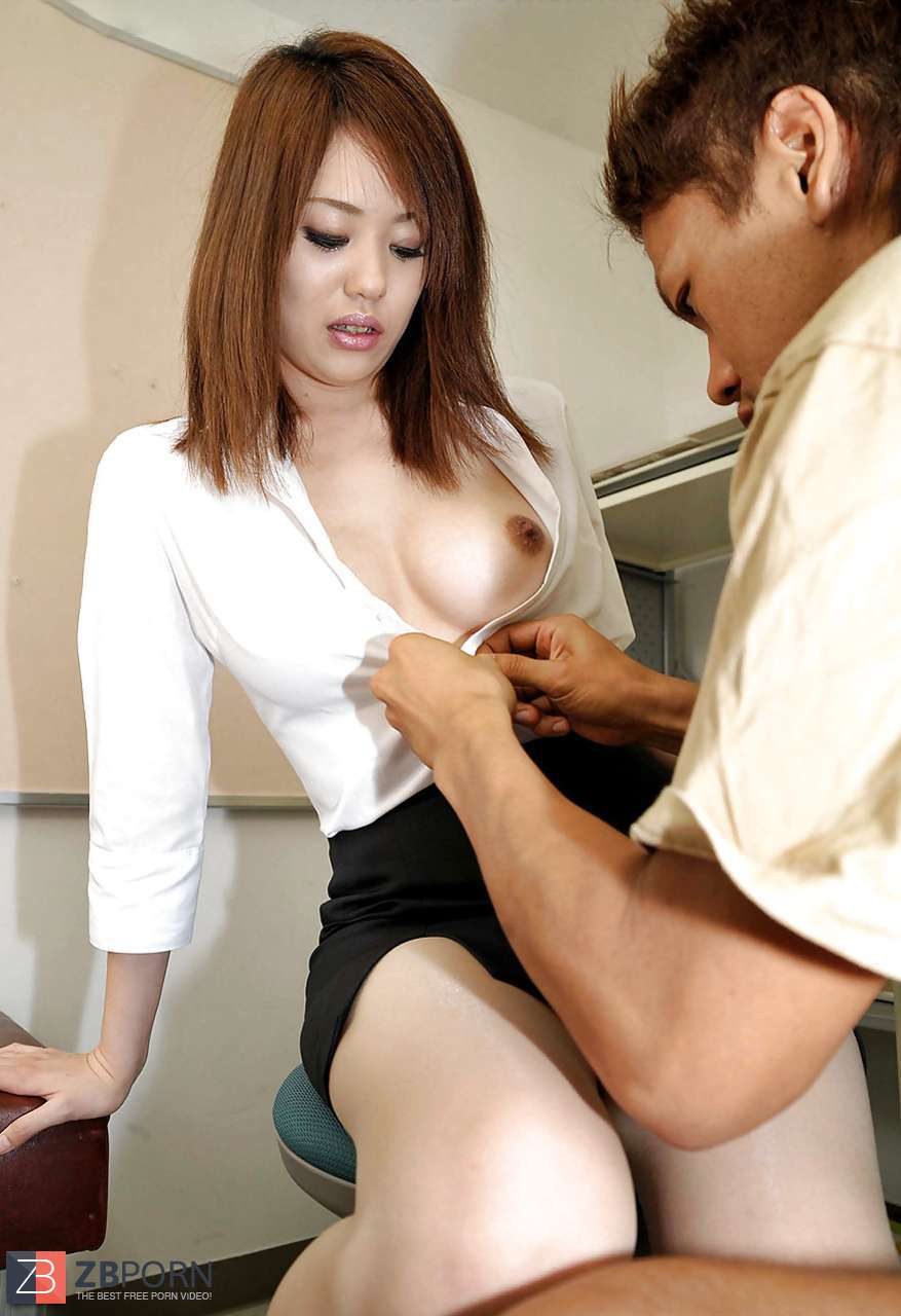 Japanese Group Sex Party