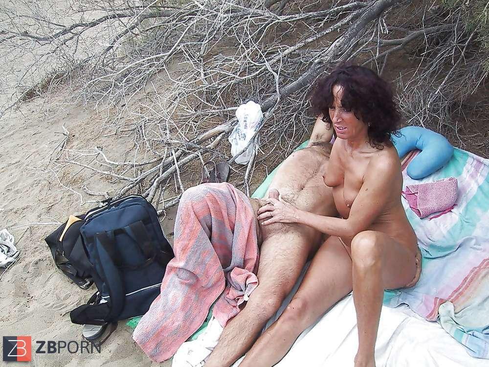 Nackt Am Strand  Zb Porn-5457