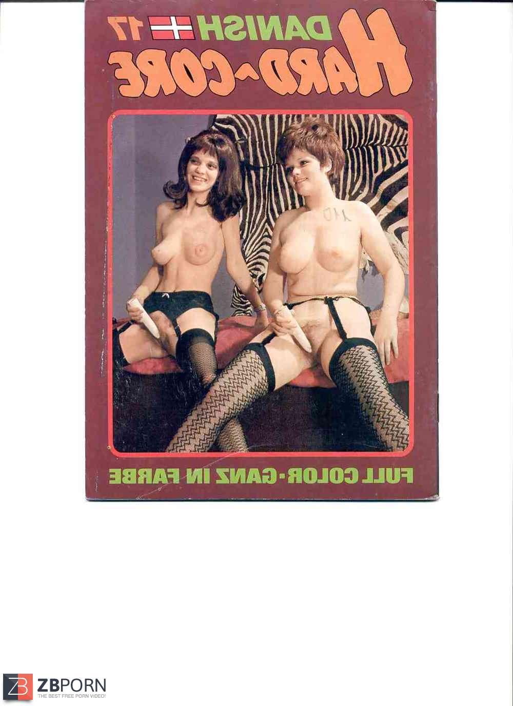 17 Porn Tube danish hard-core #17 - vintage mag / zb porn