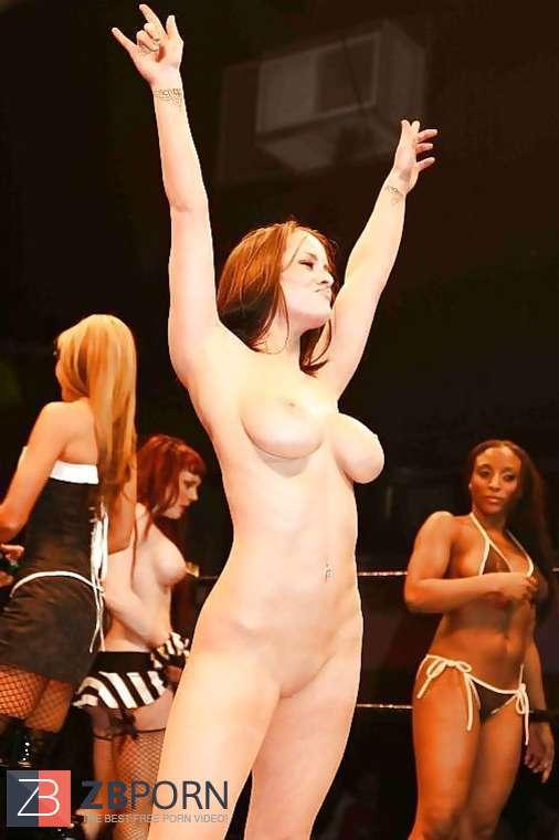 wrestling nude pics