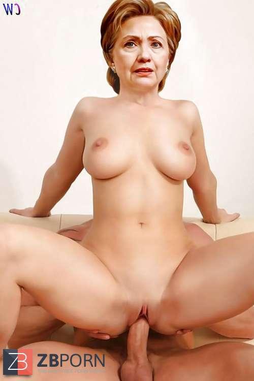 Hillary Clinton Nude Pics