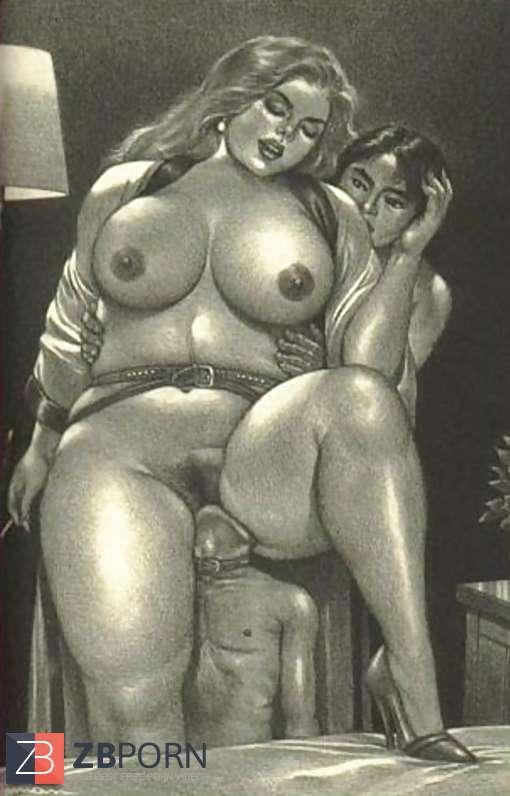 toon Female porn domination
