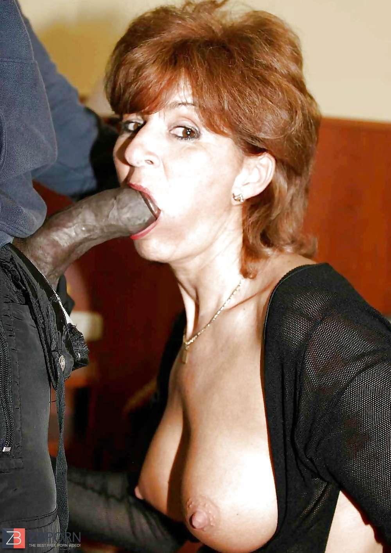 Photos Of Mature White Women Fucking And Sucking Black Cock
