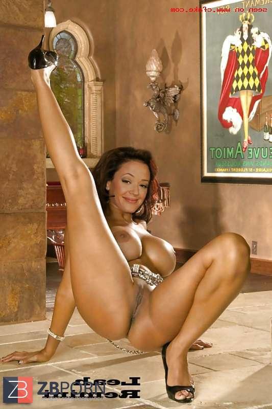 Finest Leah Remini Nude Video Pics