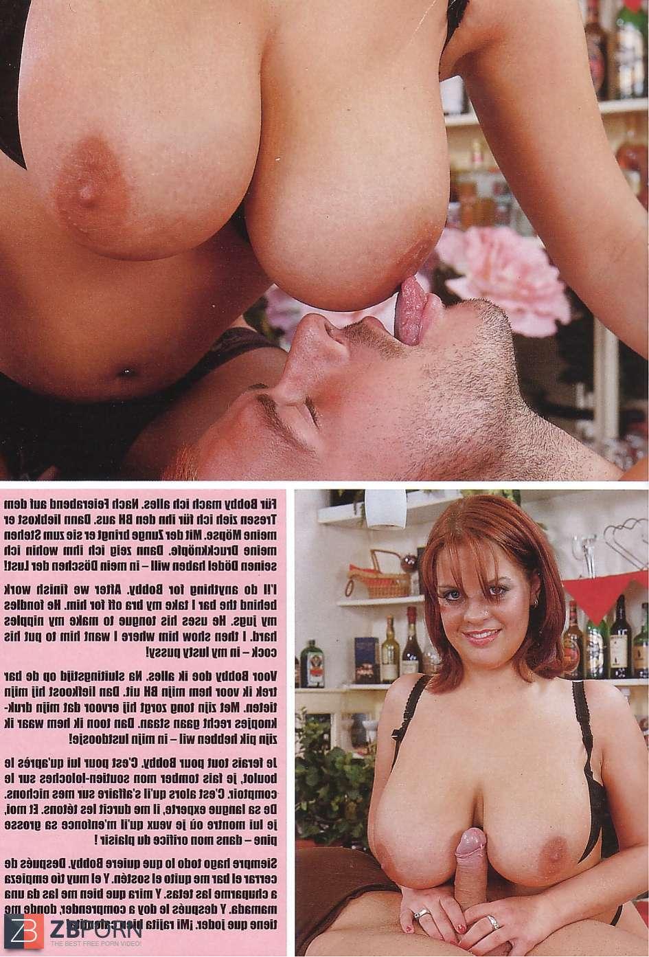 Riesen Titten Lesben