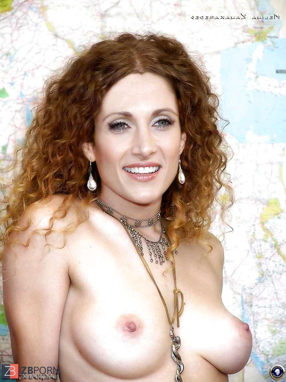 Free nude melina kanakaredes