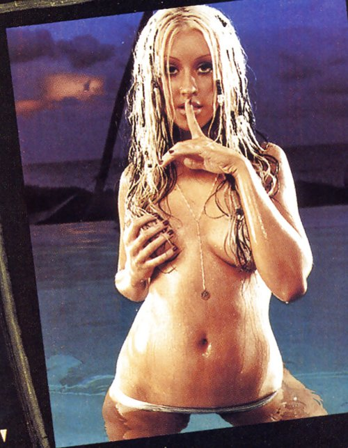 Aguilera cristina pornó