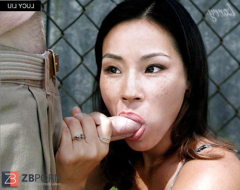 Lucy liu porn videos