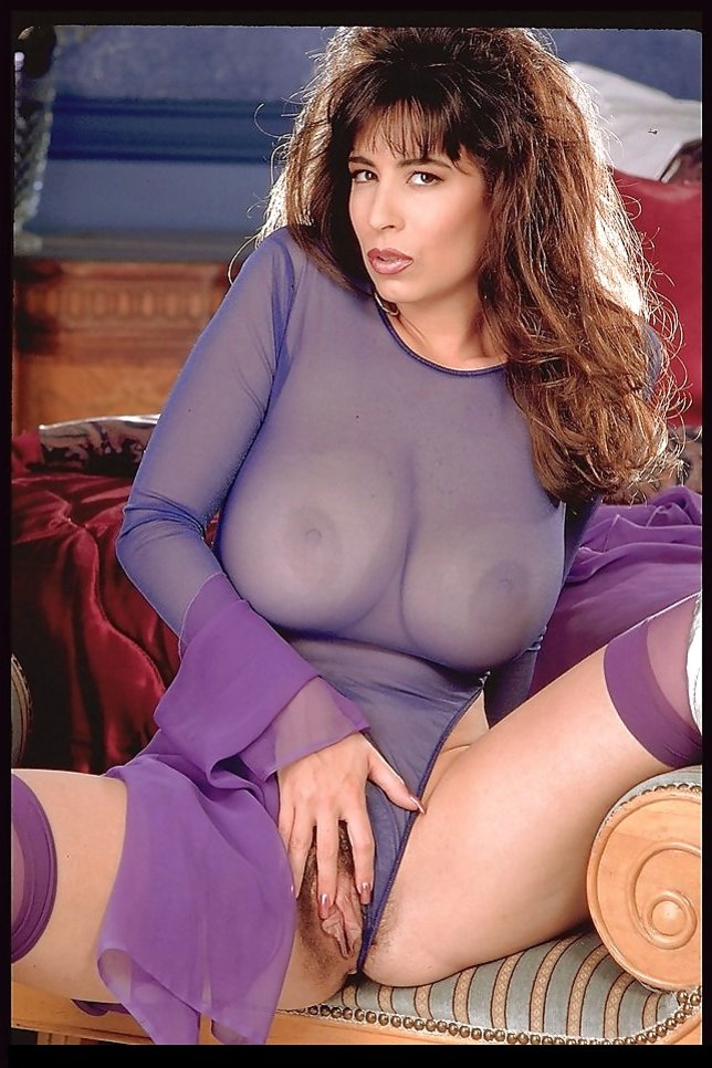 Christy Canyon Old Woman Sexy Poster 1