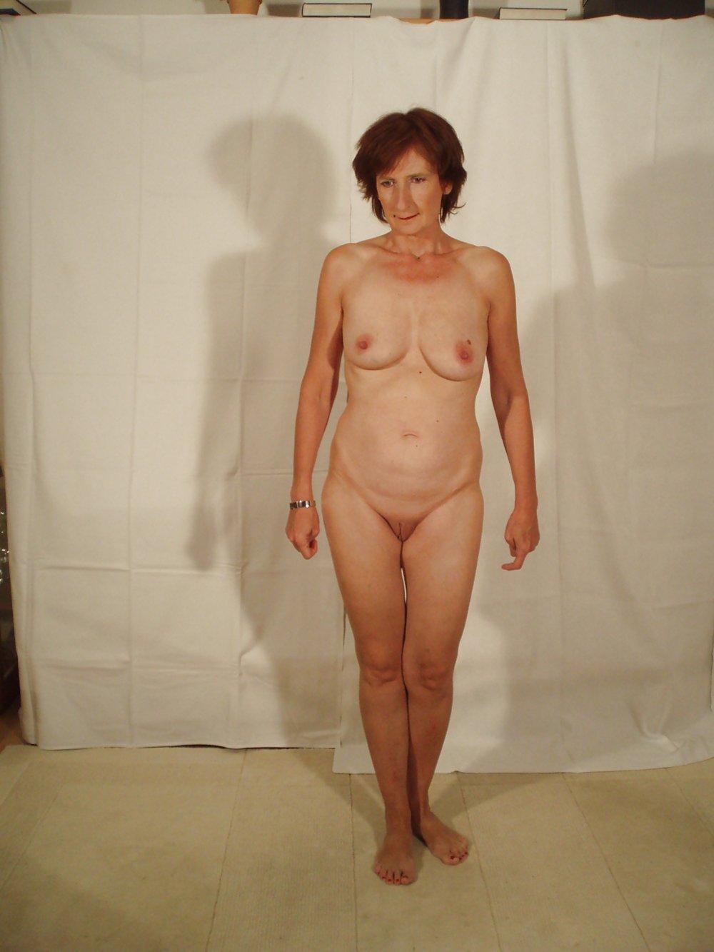 Ehefrau Nackt
