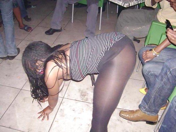 Mzansi Black Girls Porn