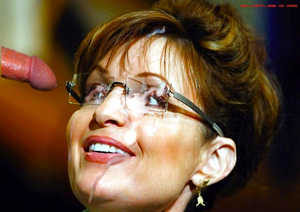 Sarah Palin Hairy Pussy Porn