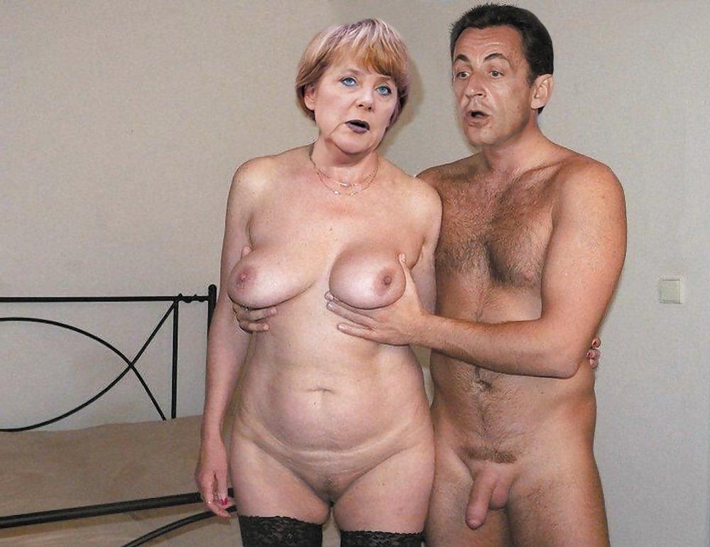 Angela Merkel Fake
