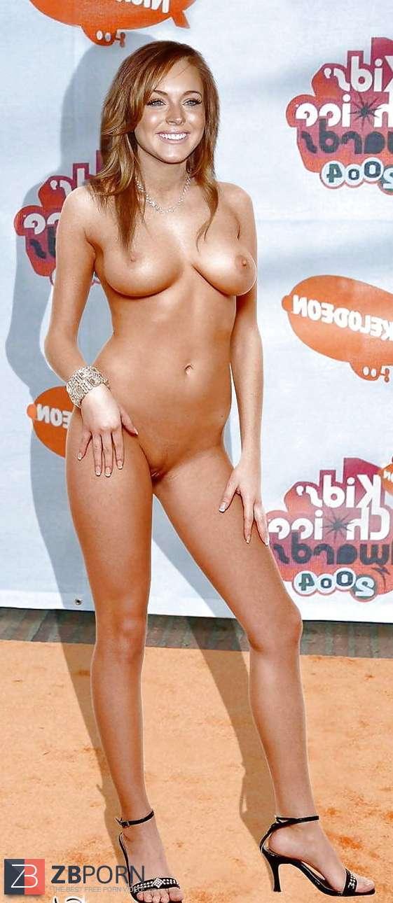 Naked Lindsay Lohan Nude Fakes