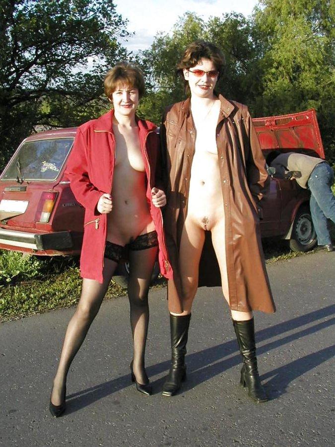 Ehefotze nackt