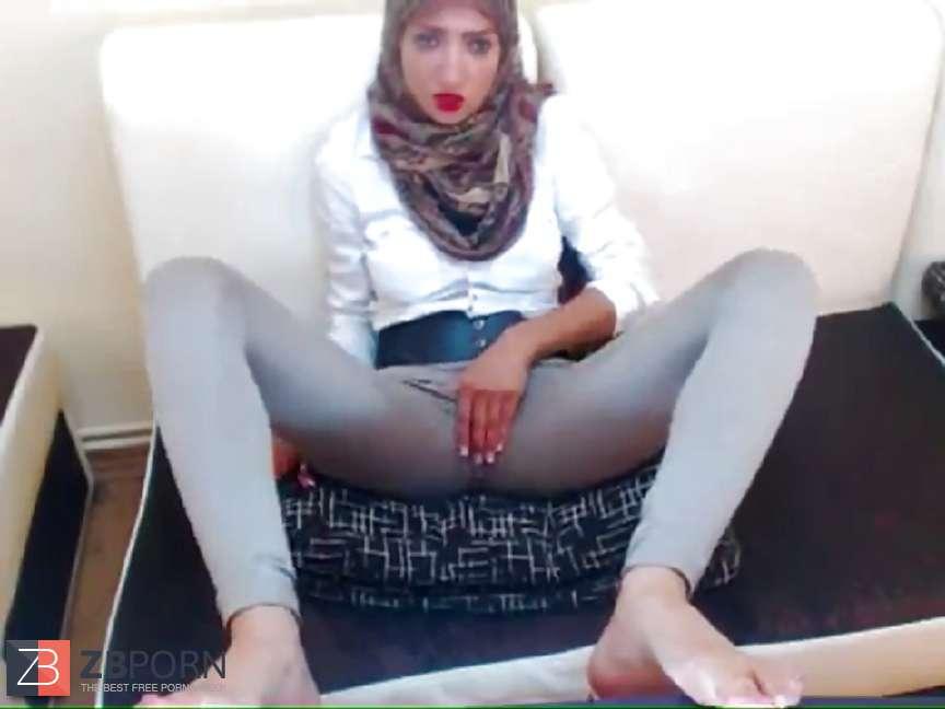 hijab cam porn