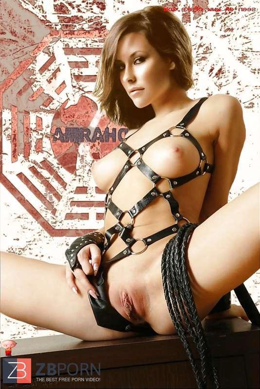 Evangeline lilly porno