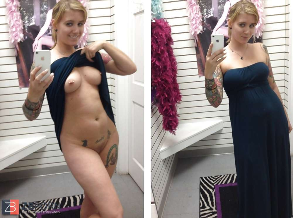 Sexwife naked selfshot
