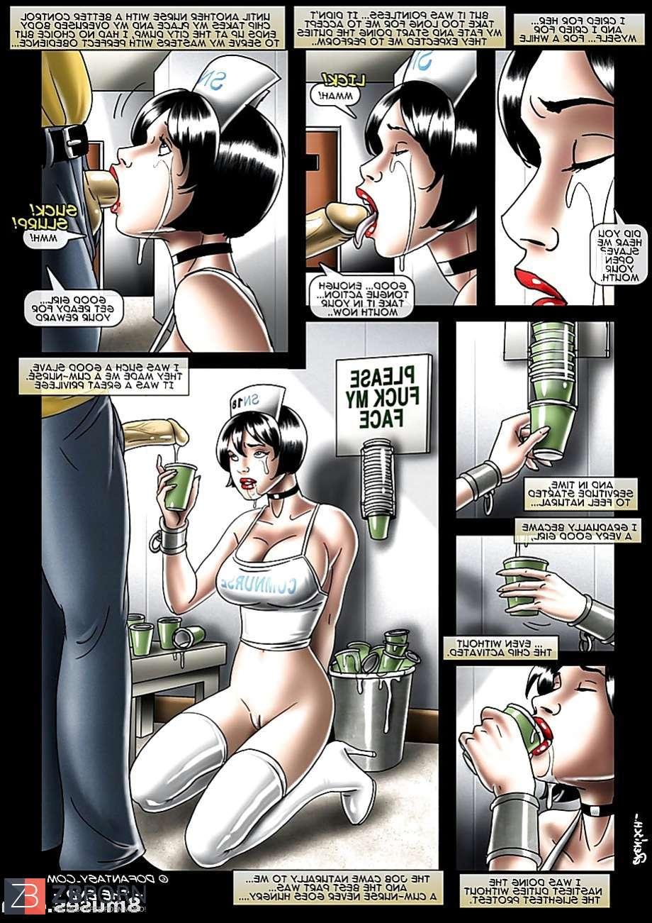 Bdsm Porn Comics the clinic (adult comic) / zb porn