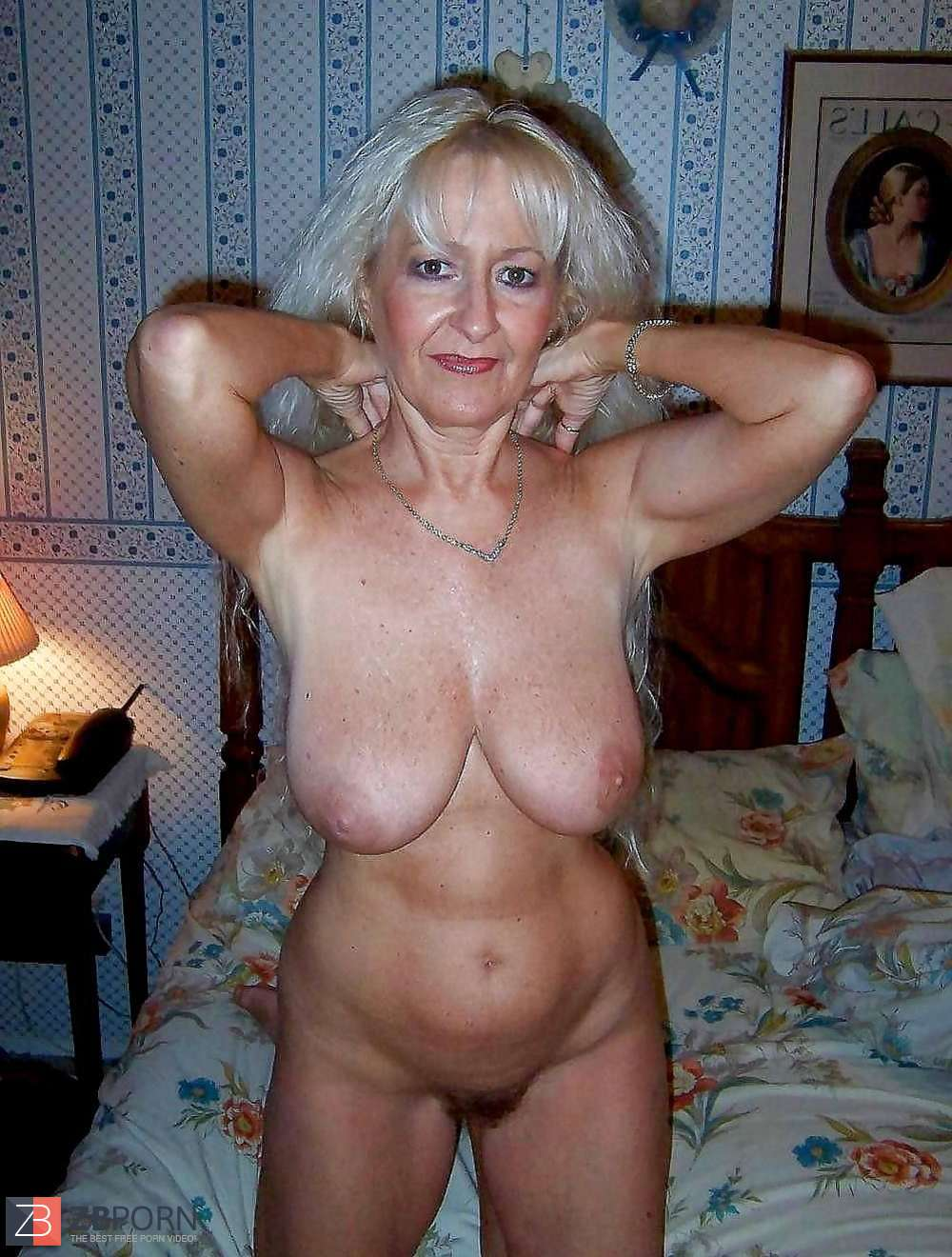 Granny With Ginormous All-Natural Baps - N C  Zb Porn-6532