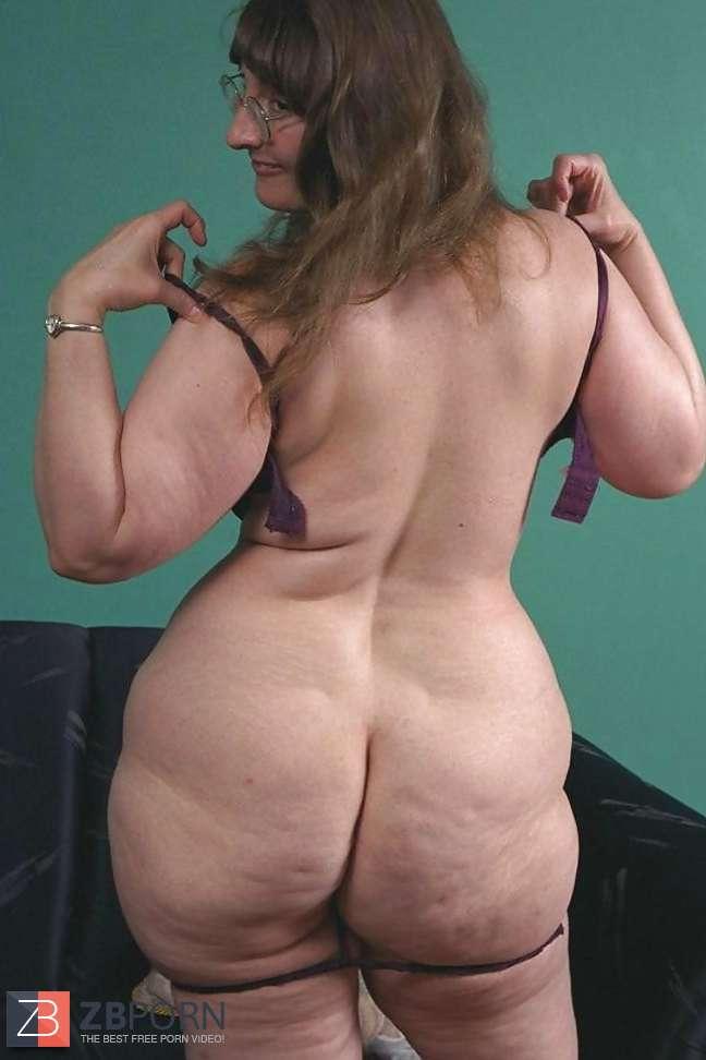 Big Butt Granny Porn