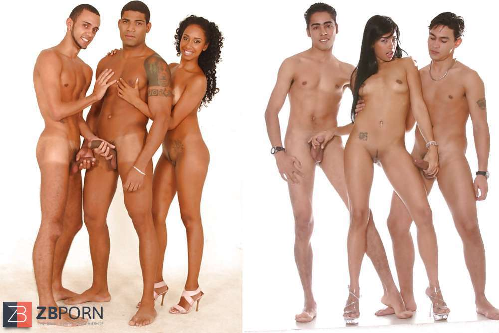 Naked accedent women